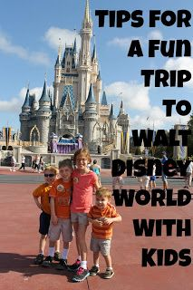Walt Disney World with Kids :: Tips for a Fun Trip | The Little Things Journal