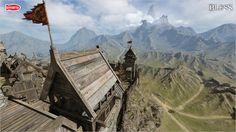 [네오위즈게임즈] 이미지- 대작 MMORPG '블레스' 북부지역 스크린샷_3(말갈기 초원).jpg