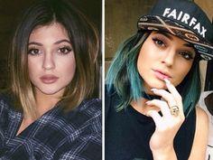 Dye color- Kylie Jenner