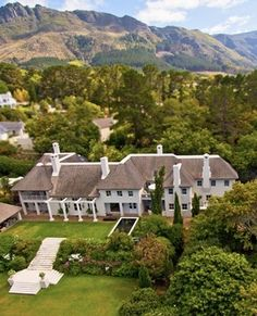 The late Princess Di's Cape Town stay is back on the market...