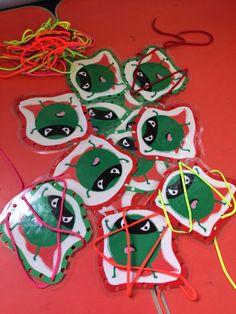Trap the evil peas. Supertato. Veggies assemble.