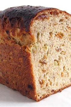 Fruited Sourdough Sandwich Bread Recipe