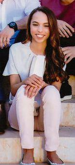 Salma de Jordanie, 16 ans, née en 2000