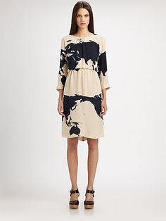 Map dress