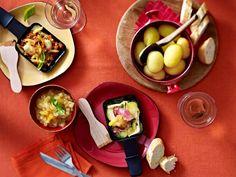 25 Raclette Rezepte: Kleine Pfännchen, ganz groß! - Wunderweib