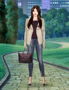 Look from latest collection of: Bensimon, River Island, Steve Madden, Vero Moda, Vila. GLAMSTORM.COM - virtual stylist.