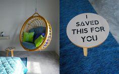 Beistelltische - MILKY STOOL / Eiche / I SAVED THIS - ein Designerstück von DROOM bei DaWanda