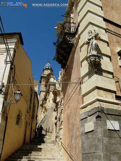 Ragusa lbla ~ Palazzo Cosentini, Sicilia