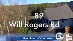 Greater Moncton Real Estate Will RogersExecutive home in Moncton's North End. 89 Will Rogers MLS® call March 6, Open House, Real Estate, Outdoor Decor, Artist, Real Estates, Artists