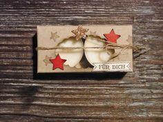 Kreativ am Deich : ...schnelle Anleitung Teelichterboxen....und Adventskalenderverpackung für unterwegs....