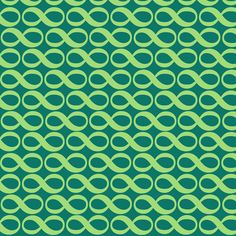 serenity infinity - pine fabric by weavingmajor on Spoonflower - custom fabric