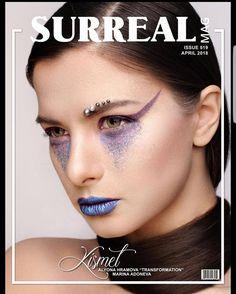 Surreal  German Magazine  Editorial ...