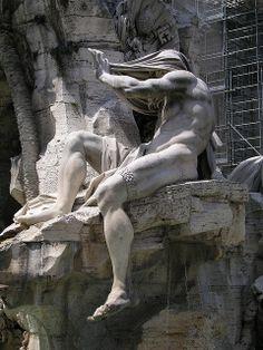 Bernini Sculptures in Italy