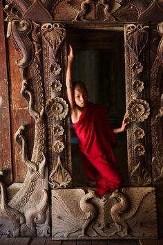 Myanmar/Burma by Steve McCurry