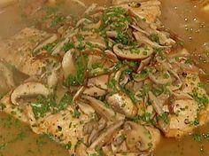 Chicken Marsala from FoodNetwork.com