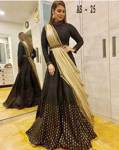 Black lehenga choli To purchase mail us at or Whatsapp is on Choli Blouse Design, Choli Designs, Lehenga Designs, Blouse Designs, Indian Designer Outfits, Designer Gowns, Indian Outfits, Lehnga Dress, Lehenga Choli