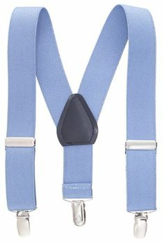 "Albert's Baby / Kids Solid Color Elastic Suspenders (26"", Light Blue) Albert's,http://www.amazon.com/dp/B004HZEYMO/ref=cm_sw_r_pi_dp_JepFtb027W1DABFS"