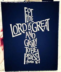 Psalms 96:4