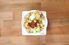 Savory Yogurt Parfait — Nuts About Granola