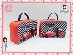 Maletinha - Carros Disney