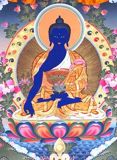 Medicine Buddha Mantra (with words) - http://www.youtube.com/watch?v=yUJucA-mrgE=related