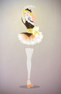 Modern Sailor Venus by Abraham Cruz
