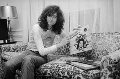 Jimmy Page, Ambassador East Hotel, Chicago, Jan. 21, 1975