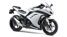 There goes my baby-----2015 NINJA® 300 ABS Sport Motorcycle by Kawasaki