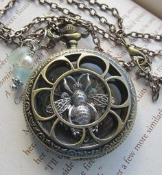 WOW! An amazing new weight loss product sponsored by Pinterest! It worked for me and I didnt even change my diet! Here is where I got it from cutsix.com - steampunk honey bee locket with beach glass charm