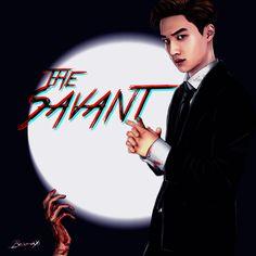 The Savant EXO Mafia AU Series 5/9 Xiumin, Suho, Lay, Baekhyun, Chen, Chanyeol, Kyungsoo, Kai, Sehun (Click here for the full size) Thank you @creepybaekkie for the name! What would i do without you