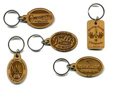 Dear LaserWorks - Collectible fine wooden keepsake ornaments, keychains, magnets for Bed and Breakfast Inns