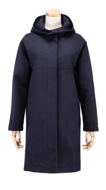 Mackintosh Kilbreck Coat with Loro Piana Storm System
