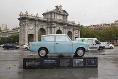Harry Potter en Madrid - 18 Octubre a 10 Diciembre 2017 - Plaza de la Independencia (Puerta de Alcalá).
