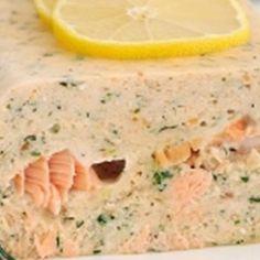 Terrine de saumon