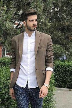 #antoniogatti #menscoat #mensblazers #mensjacket  #brownblazer #casualstyle #layering #mensclothing Brown Blazer, Blazers For Men, Smart Casual, Layering, Wool Blend, Suit Jacket, Slim, Jackets, Shopping
