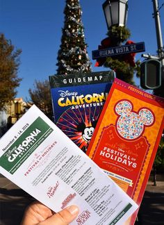 Tips for Disney's Festival of Holidays.