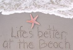 life is a beach pictures I Love The Beach, Summer Of Love, Summer Fun, Hello Summer, Summer Sale, Spring Summer, Ocean Quotes, Beach Quotes, Beach Bum