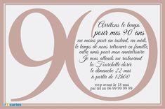 Invitation Anniversaire 80 Ans En Chiffres 4 80 Ans Papi
