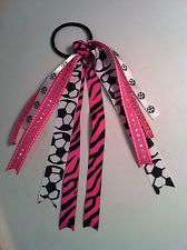 breast cancer awareness volleyball hair tie - Google Search