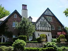 Typical residence in Mission Hills, Ks. Kansas City Missouri, Missouri River, Mission Hills Kansas, Tudor House, U.s. States, City State, Beautiful Buildings, The Neighbourhood, New Homes