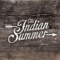 """""""This Indian Summer"""" logo by BMD Design"""
