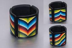 Bracelet Bargello Waves   Flickr - Photo Sharing!