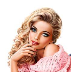 Photo by Sandra Sokolovskaya Photo by Sandra Sokolovskaya Cartoon Girl Images, Girl Cartoon, Cartoon Art, Digital Art Girl, Digital Portrait, Chica Fantasy, Aloe Vera For Hair, Beautiful Fantasy Art, Illustration Girl