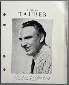 TAUBER, Richard