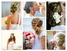 Bridal hair: advice & tips - table 6 productions wedding and Braided Bun Hairstyles, Pretty Hairstyles, Wedding Hairstyles, Hairstyle Ideas, Bridal Hair Advice, Middle Hair, Free Hair, Hair Videos, Bridesmaid Hair