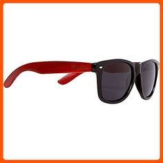 WOODIES Rose Wood Sunglasses with Polarized Lenses - Sunglasses (*Amazon Partner-Link)