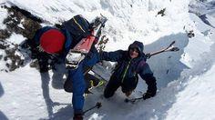 Skitouring on the way up to Cerro Chapelco Grande in San Martin de los Andes, Patagonia Argentina. With patagoniatiptop. Ski Touring, Alps, Patagonia, Skiing, Tours, Outdoor, Argentina, Ski, Outdoors