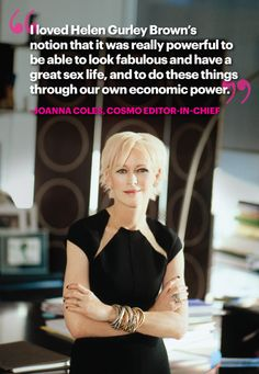 Joanna Coles Named Cosmo Editor-in-Chief
