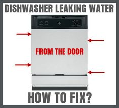 How To Fix A Dishwasher >> 13 Best Dishwasher Repair Images In 2016 Dishwasher Appliance
