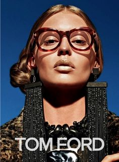 Full look: The new Tom Ford campaign for Autumn/Winter 15